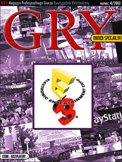 GRY Numer 4/2003 - Dla GOLMAX i MayClub